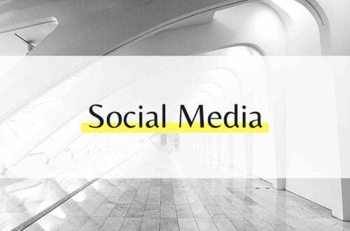 Social Media Marketing - Montagsbuero