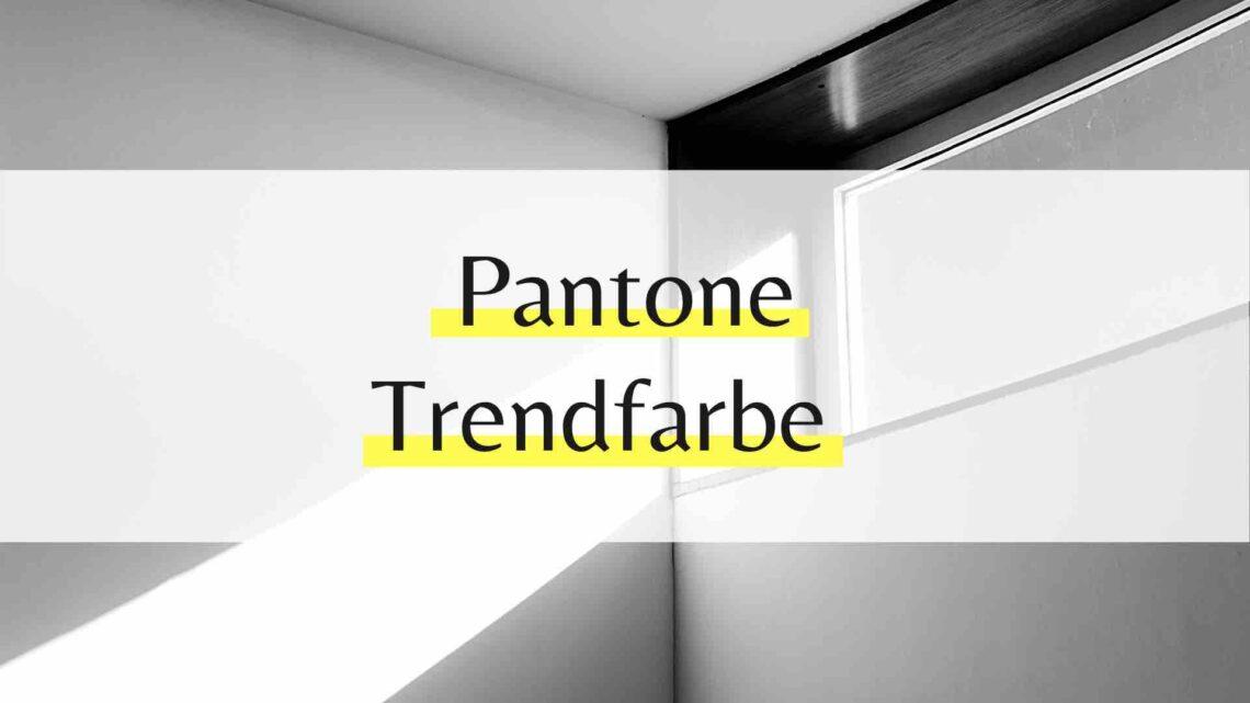 Pantone Trendfarbe 2018 - Ultra Violett