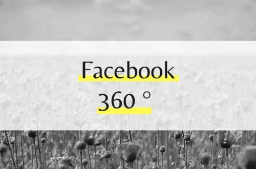 Facebook 360 Grad - Storytelling