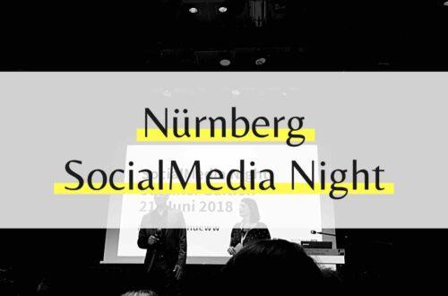 Social Media Night Nürnberg 2018