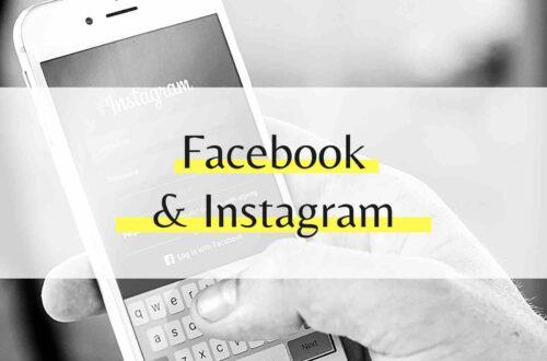 Facebook u. Instagram Marketing für Einsteiger