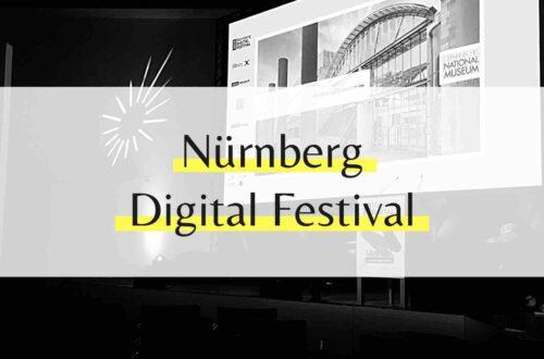Nürnberg Digital Festival 2018