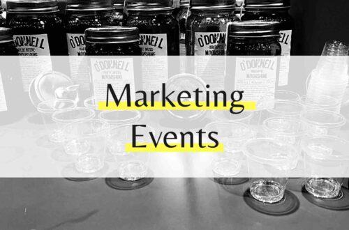 Online Marketing Events