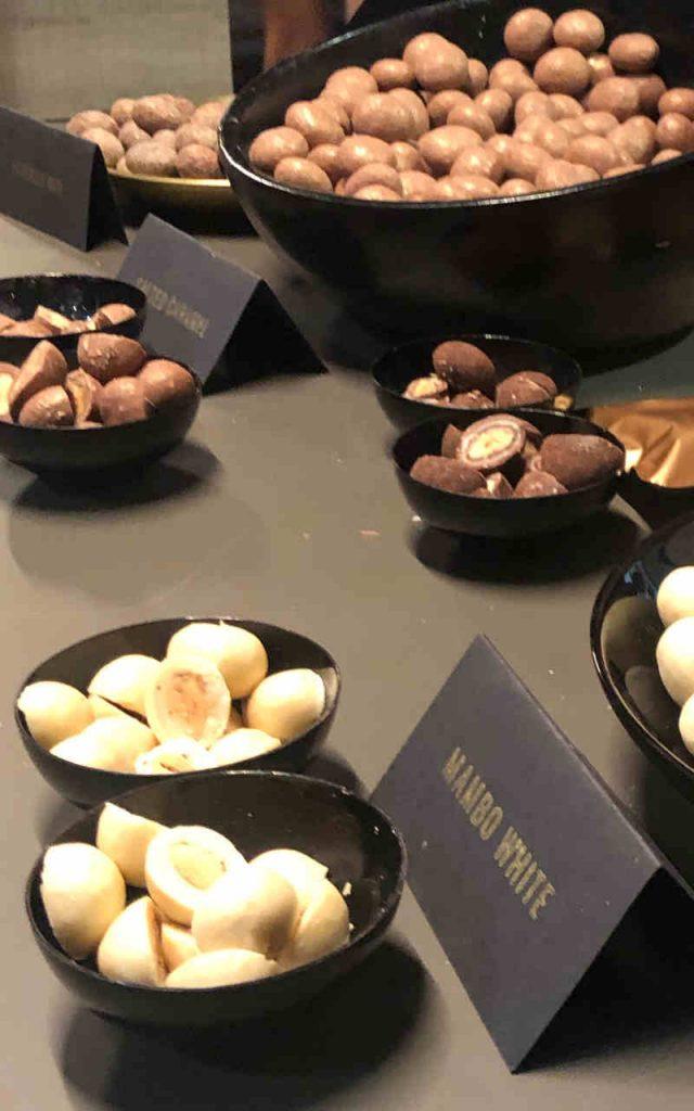 Eat and Style 2019 München Schokoladen Mandeln