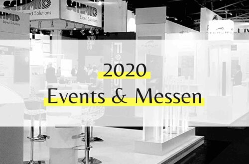 Events & Messen 2020
