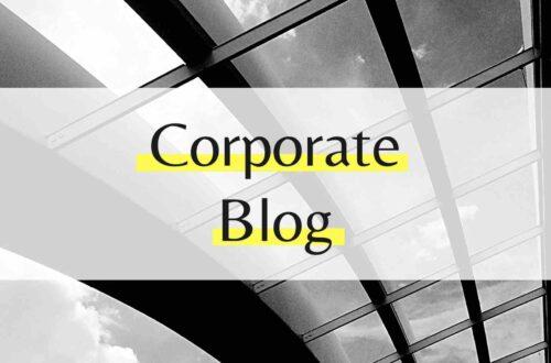 Corporate Blog im Unternehmen