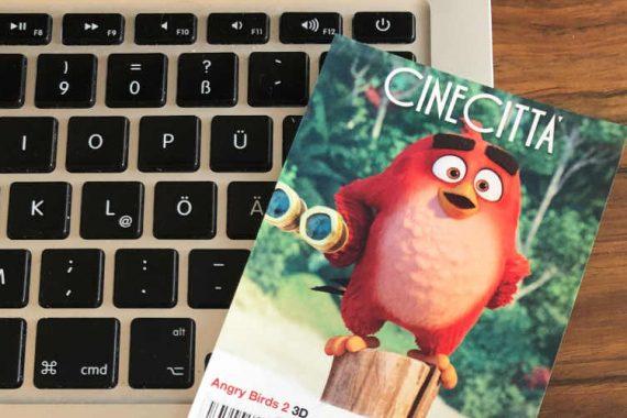 Coworken im Cinecitta' – Flexibel Arbeiten im Kino