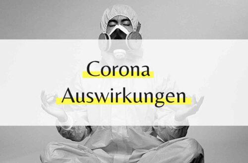 Corona Auswirkungen im Marketing