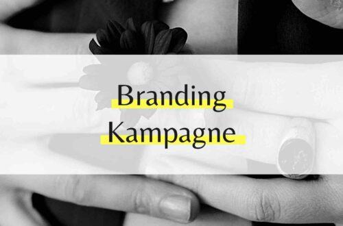 Branding Kampagne