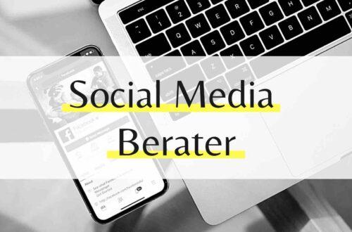 Social Media Berater Alexandra Schumann