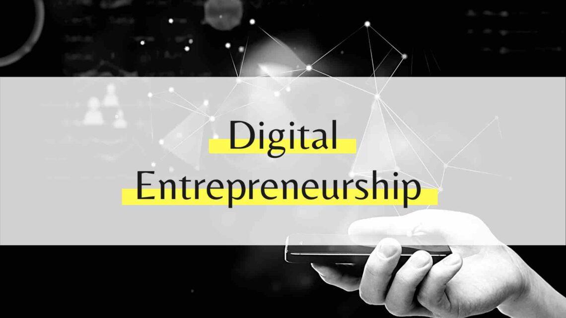 Digital Entrepreneurship - Digitale Produkte verkaufen im Mittelstand
