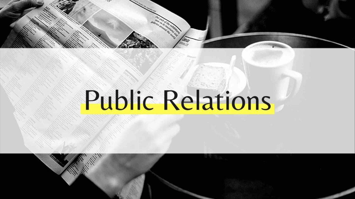 Pressearbeit für Selbständige und Klein- u. Mittelständige Unternehmen